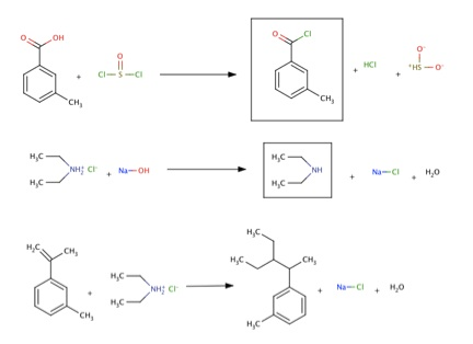 What is the reaction mechanism