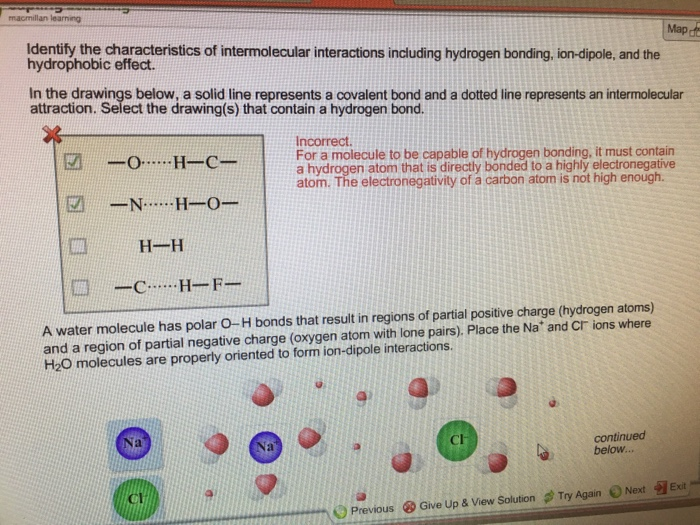 characteristics of intermolecular bonding Long range forces are also known as van der waals forces they are responsible for surface tension, friction, viscosity and differences between actual behavior of gases and that predicted by the ideal gas law intermolecular forces are responsible for most properties of all the phases the viscosity, diffusion.