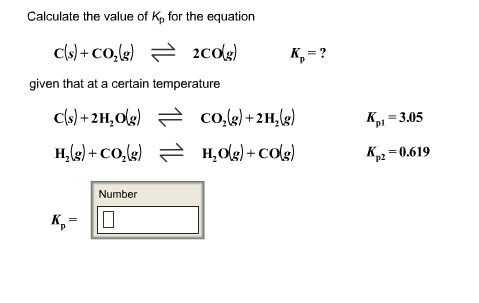 Ice Table - Equilibrium Constant Expression, Initial ...