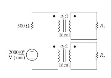 The sinusoidal voltage source in the circuit in th