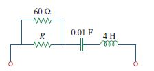 For the circuit in Fig. 16.38, calculate the value