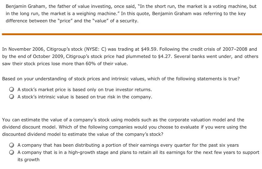 benjamin graham on investing pdf