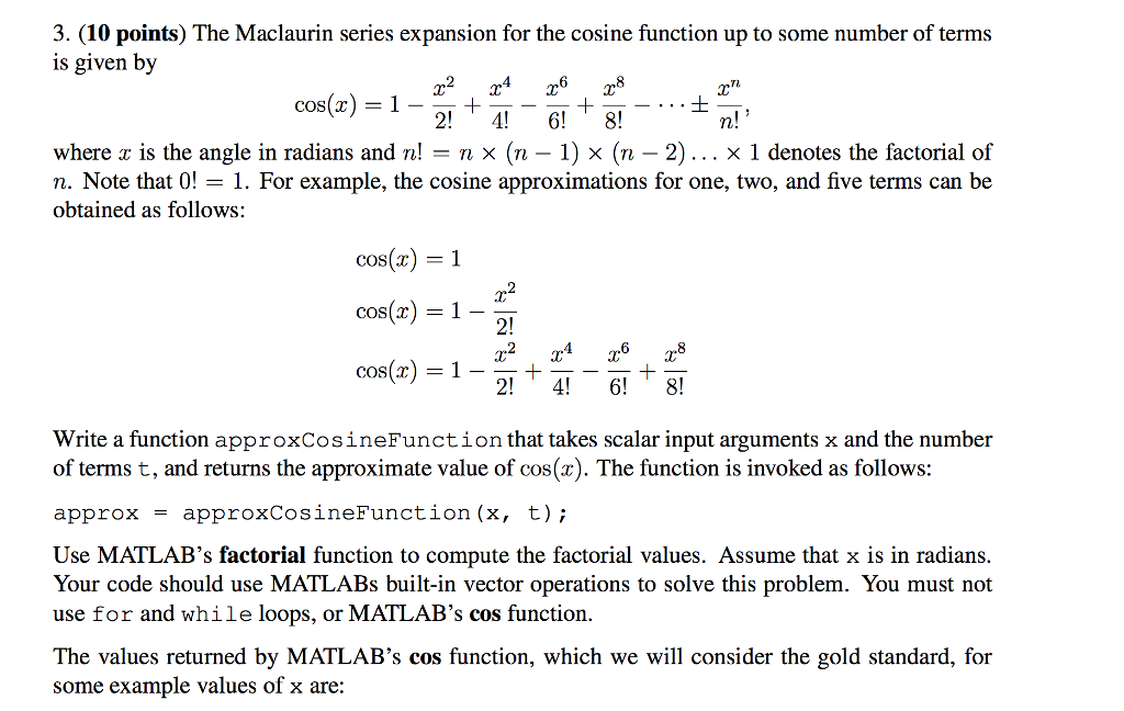 Solved: What Is Wrong With My Matlab Code Clc; Function Ap ...