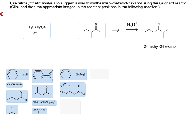 in retrosynthesis