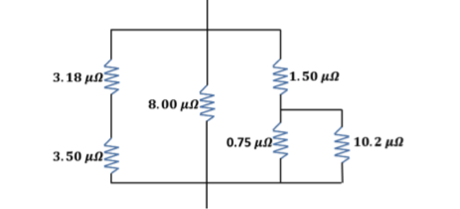 how to find potential difference across a resistor in series
