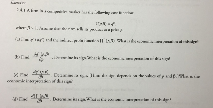 Question: A firm in a <a href=