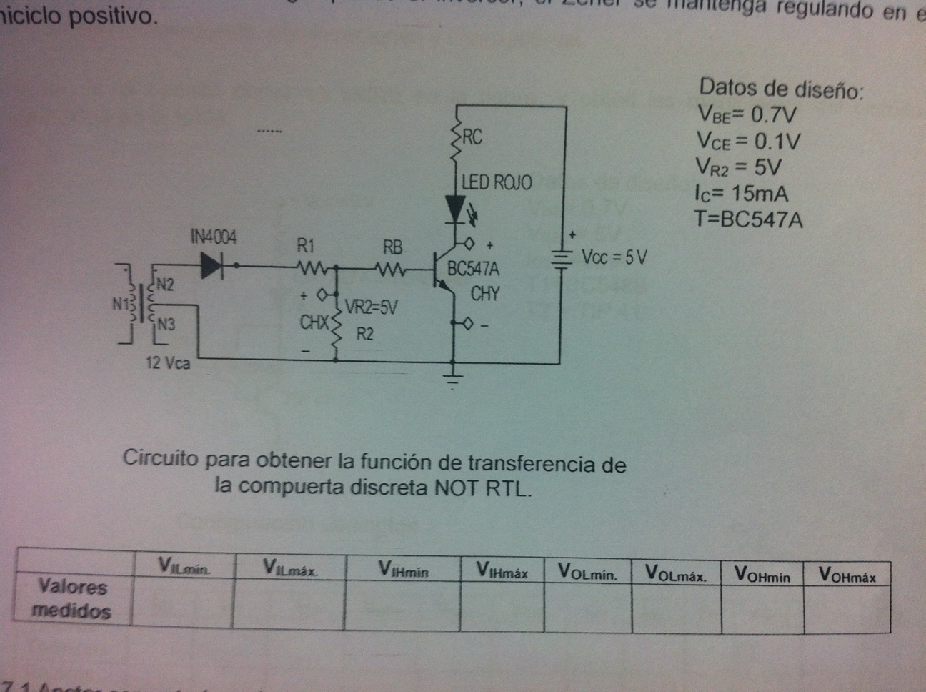 Calculate the resistances of the circuit and calcu