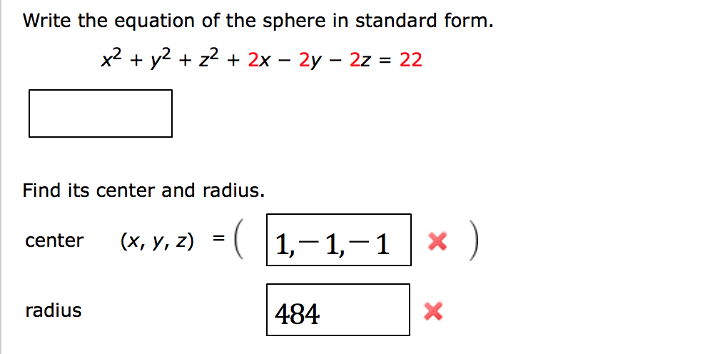 Write The Equation In Standard Form Divingexperience