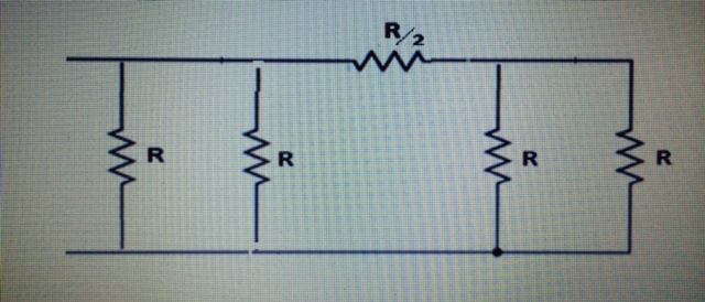 The circuit below is connected to a current source