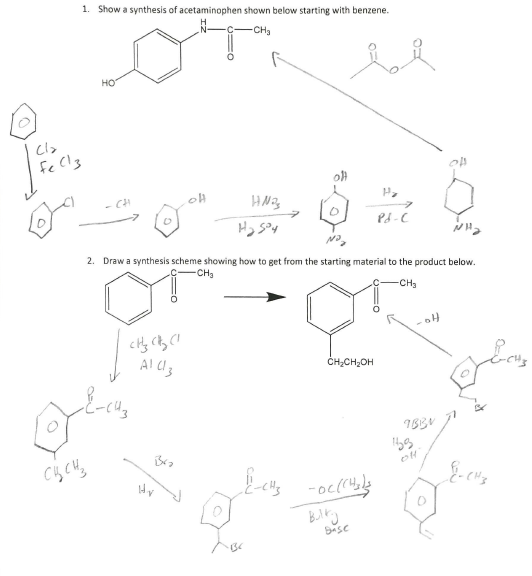 lab 1 synthesis of acetaminophen Transcript of aspirin synthesis formal lab report further analysis when was aspirin first synthesized, by whom, and for what purpose  ibuprofen and acetaminophen .