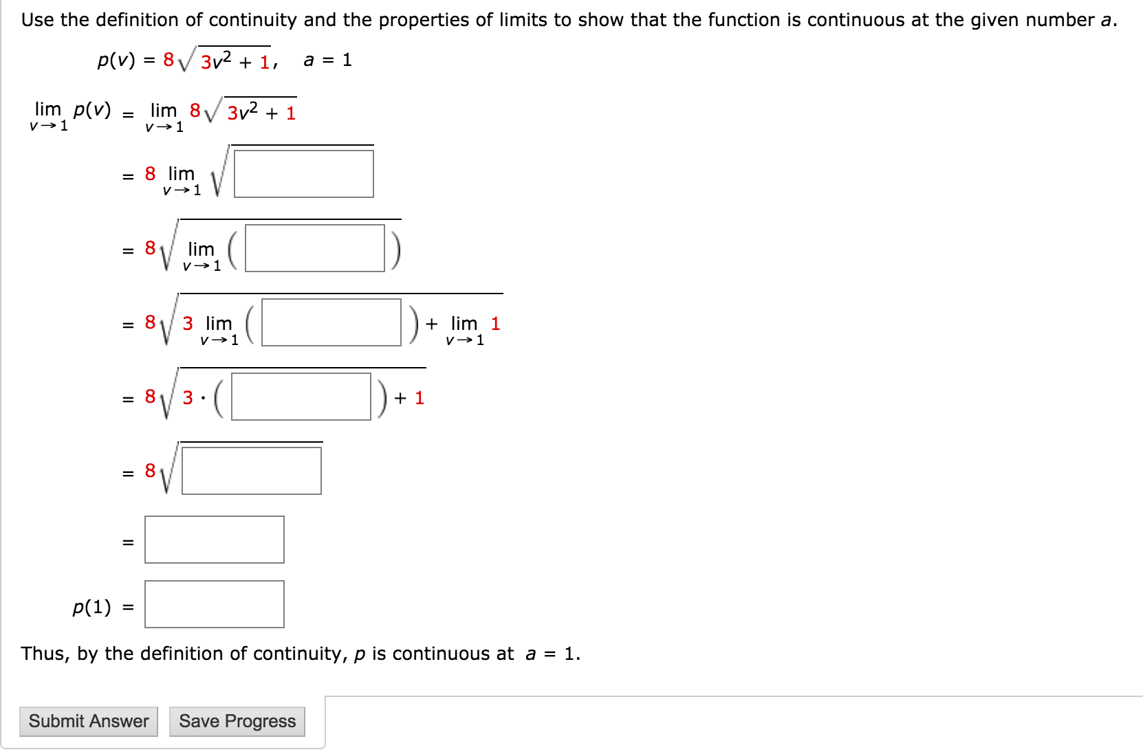 worksheet Properties Definition use the definition of continuity and propertie chegg com show transcribed image text properties limits to that function is continuous at