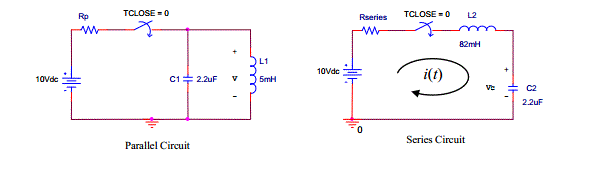 Parallel Circuit Series Circuit