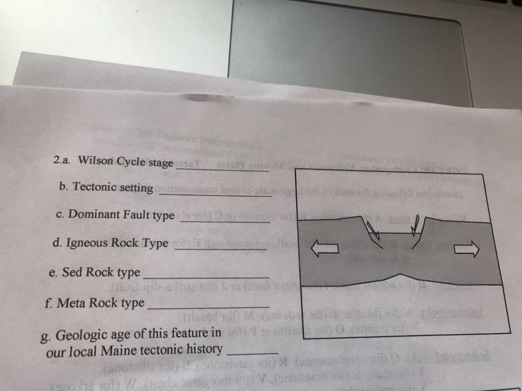 Show transcribed image text GEY 100 Earthquakes, volcanoes and Moving Plates  Tectonics worksheet Identify the following for each of the large-scale  crustal ...