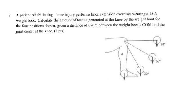 need help these biomechanics physics problems com expert answer