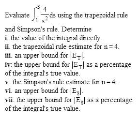 Use This Property To Estimate The Value Of The Integral