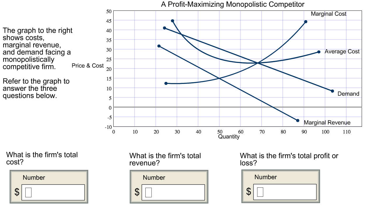 marginal cost and correct answer Marginal cost : it is the very cost  the answer is marginal costs can be either increasing ordecreasing but in the graph, it seems like marginal costs must be.