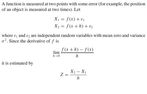 sample means and sample variance probability pdf