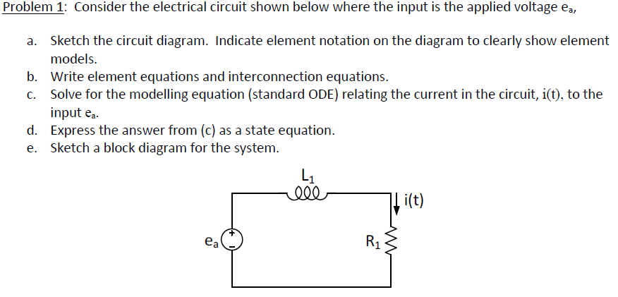 solved consider the electrical circuit shown below where rh chegg com Equation Diagram 6th-graders Equation Diagram 6th-graders