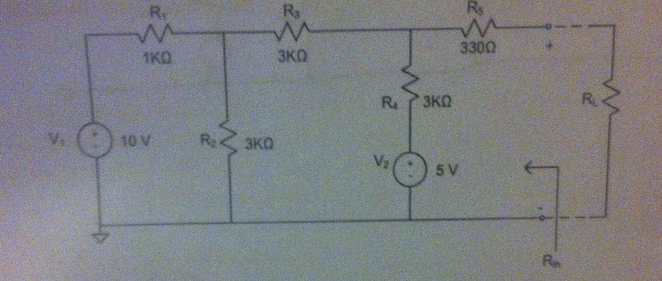 I really need some help with this circuit. I'll pl