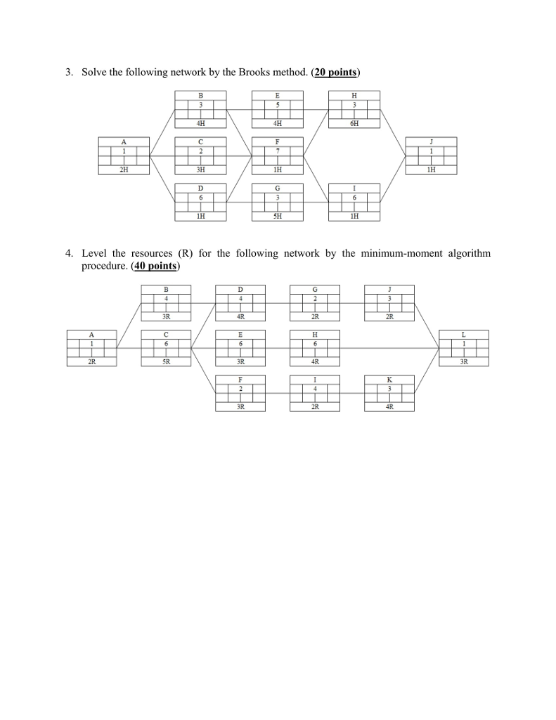 Solved construction methods 1 solve the following by the please show the answer clearly and explain how did you get the number thanks pooptronica