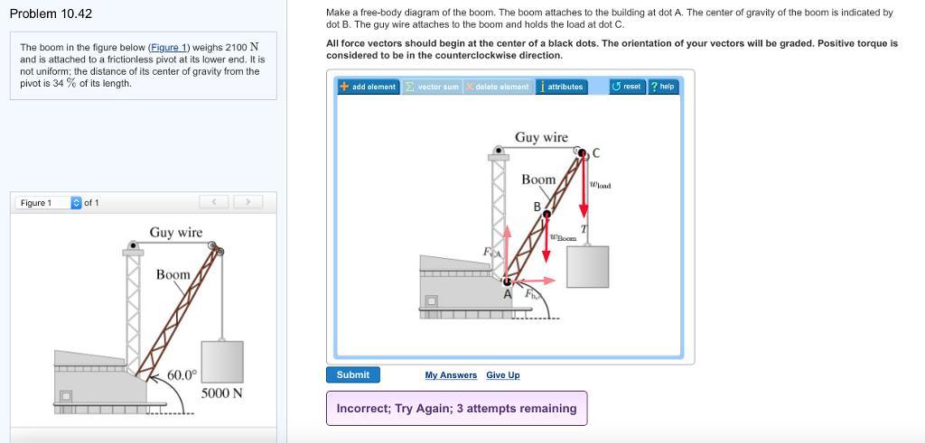 media%2F8cf%2F8cfec4e1 fcbc 4768 b685 dfea2b2c5cac%2FphpGiltAv problem 10 42 the boom in the figure below (figure chegg com free body diagram for air resistance at reclaimingppi.co
