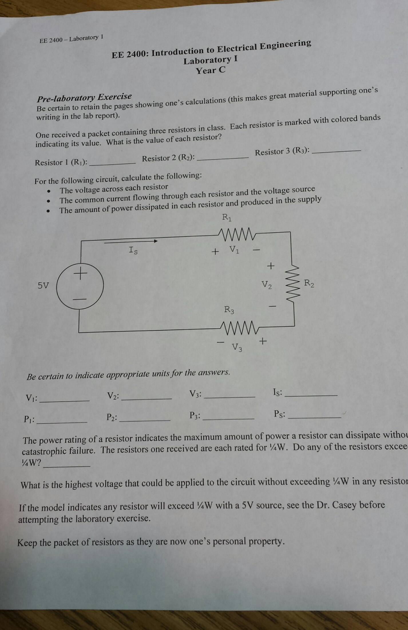 Could anyone help me to do LAB REPORT for EE 2400?