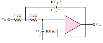 fine the gain to this circuit. And what does this
