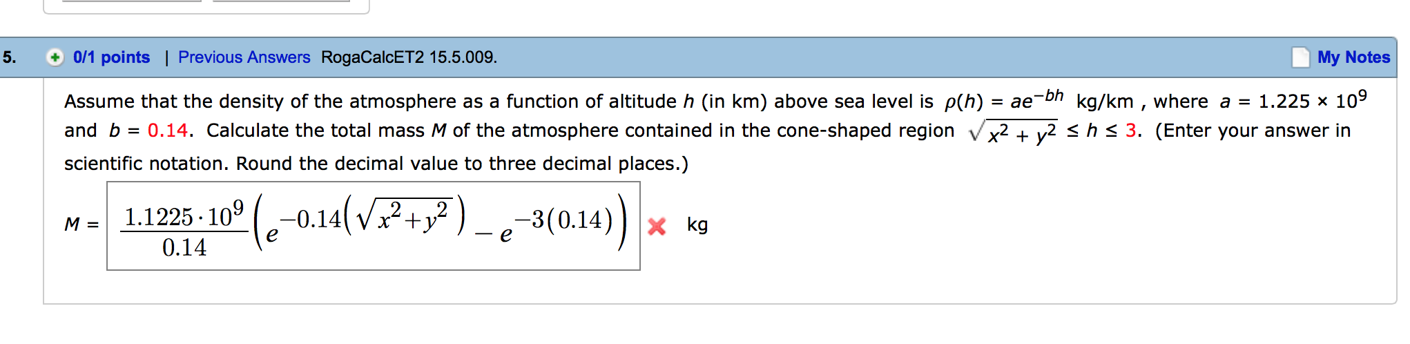 Assume That The Density Of The Atmosphere As A Fun Cheggcom - What is my altitude above sea level