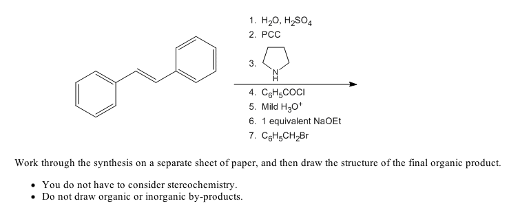 synthesis of 4 methylcyclohexene essay Essay: molecular modeling and molecular mechanics  synthesis of n-butyl bromide and t-pentyl chloride  experiment 24 4-methylcyclohexene experiment 25.