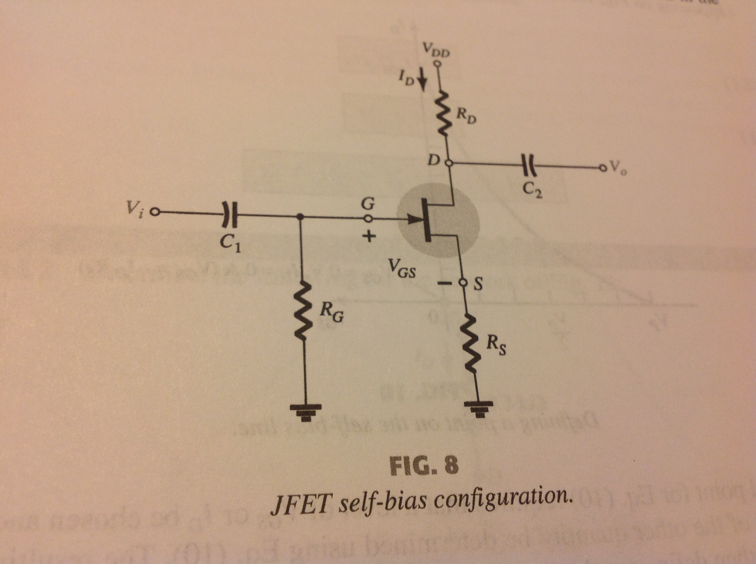 Can a JFET and a BJT coexist in the same circuit k