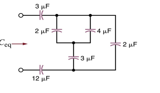 Determine the current of the following circuit giv