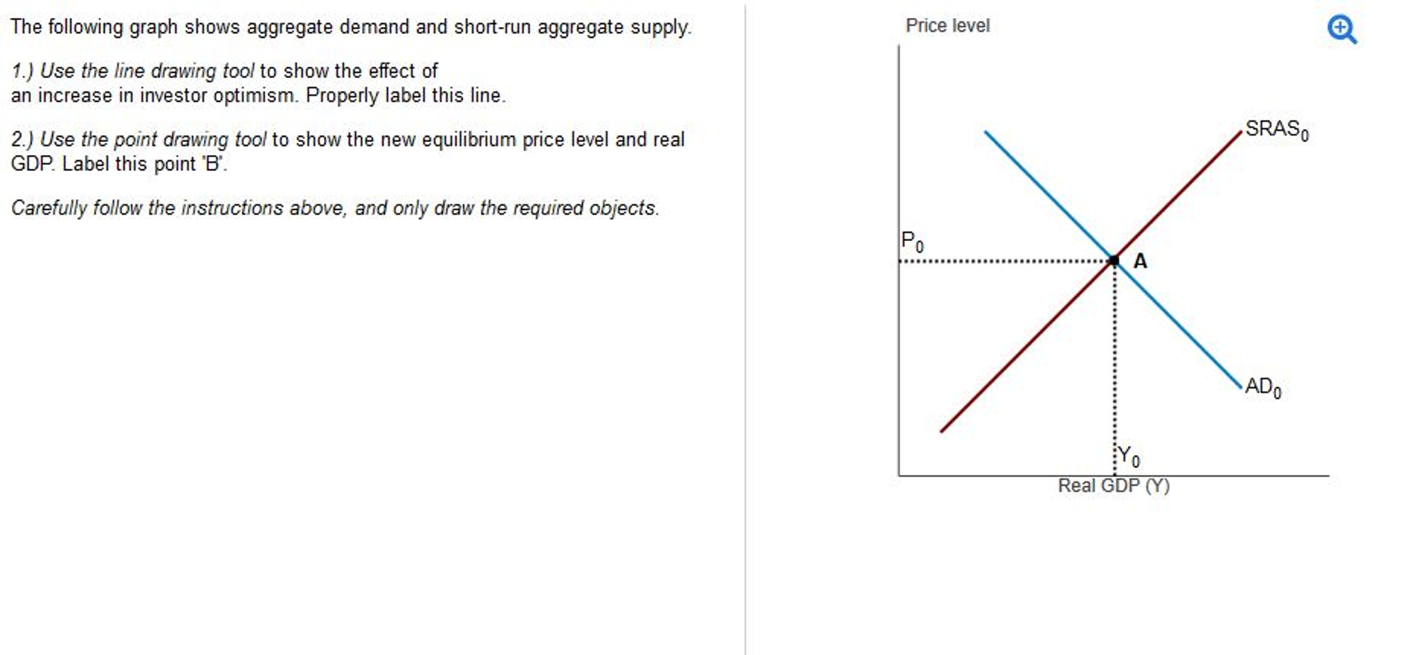 Line Art Quizlet : Solved the following graph shows aggregate demand and sho