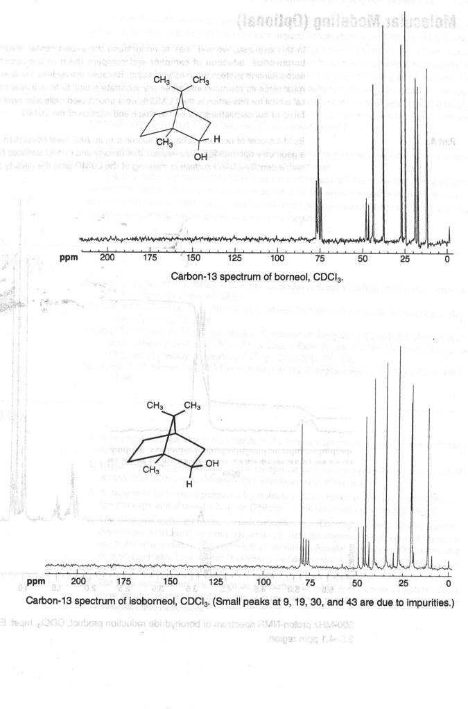 how to read carbon 13 nmr