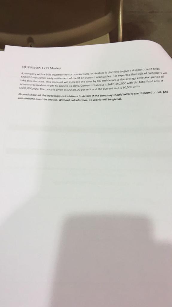 pdf companies should not discount