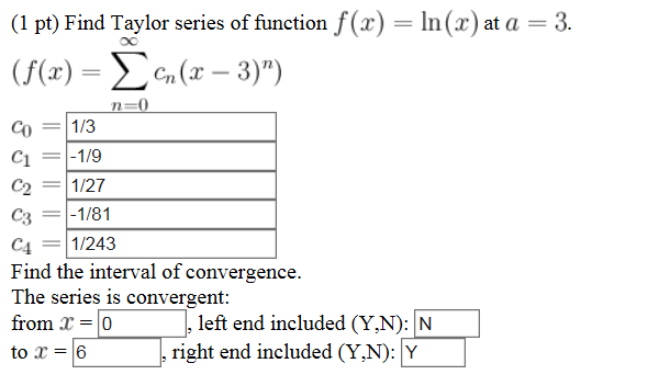 convergence of taylor series pdf