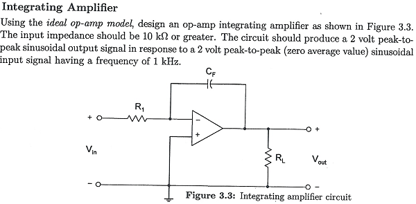 Let's assume that the non-inverting Op Amp is grou