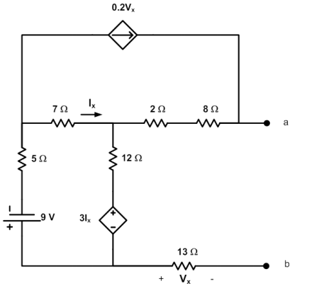 Determine which resistor values, when placed at te