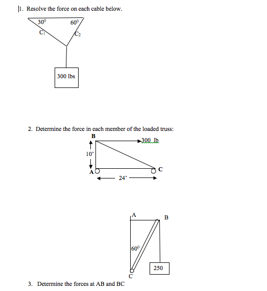 resolving forces in truss A - the actual axial forces in the  table 4 axial forces in the plane truss 1 2  the axial force in the end diagonal is estimated by resolving the forces at.