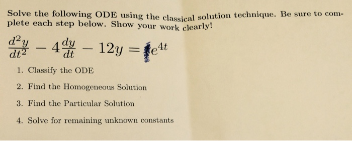 ode advent solution