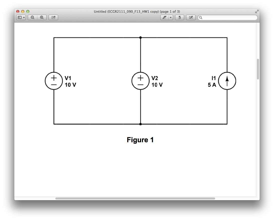 Is the circuit in Figure 1 valid? Explain with rea