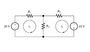 Consider the circuit shown in the figure below. S