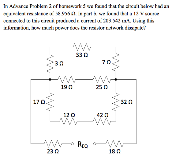 In Advance Problem 2 of homework 5 we found that t