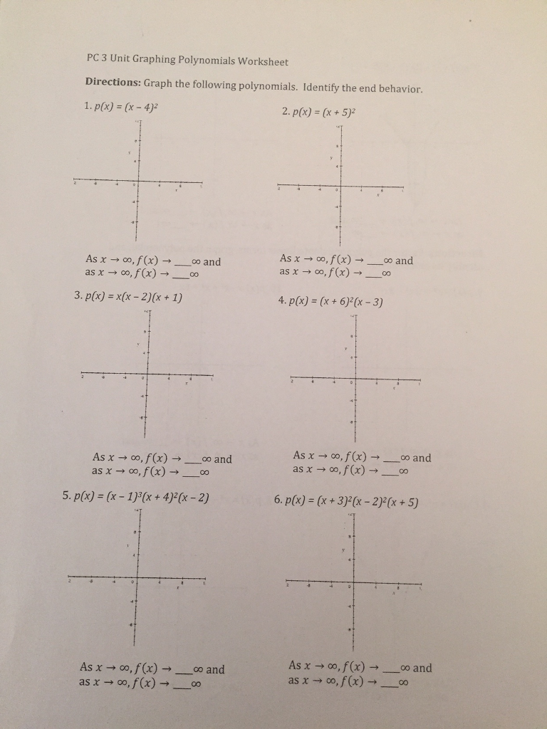 algebra 2 graphing polynomial functions worksheet worksheets for all download and share free on bonlacfoods com - Graphing Polynomial Functions Worksheet
