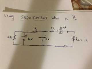 Using Super-Postion what is V1