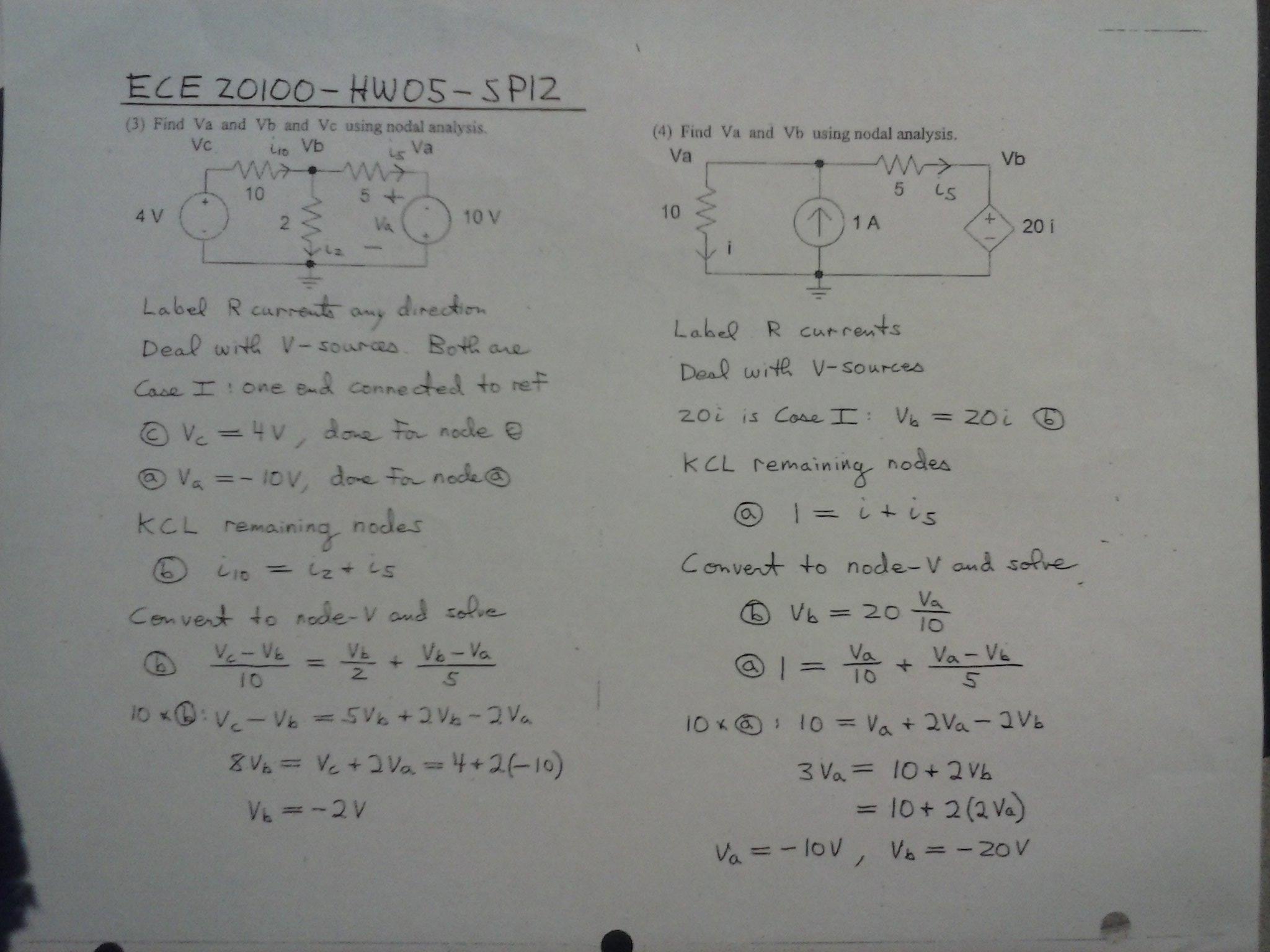 Help solve my homework