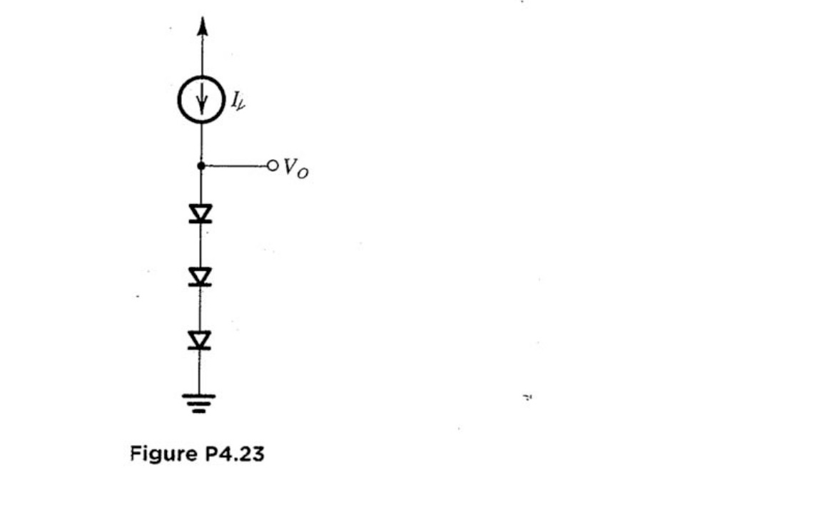 The circuit in Fig. P4.23 utilizes tree identical