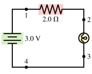 solved the lightbulb in the circuit diagram of figure 1 rh chegg com TV Circuit Schematics Electronic Circuit Schematic Diagrams