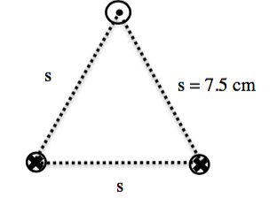 Solved a draw a vector diagram showing the magnetic fiel s75 cm 989998998 ccuart Image collections