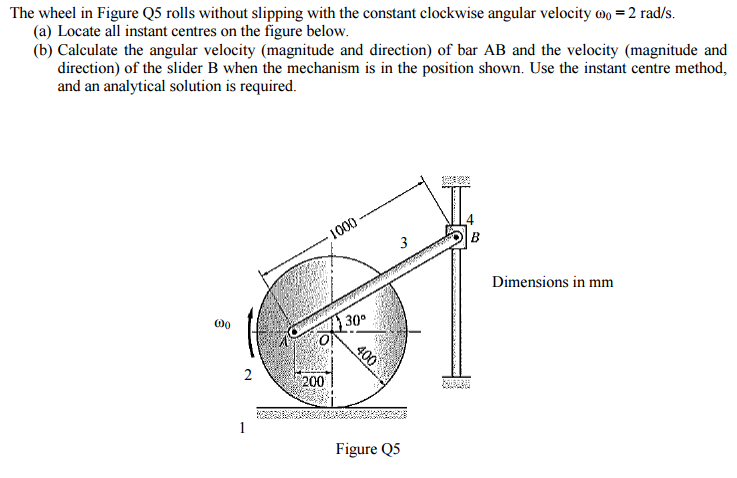 how to get wheel angular velocity from kmph