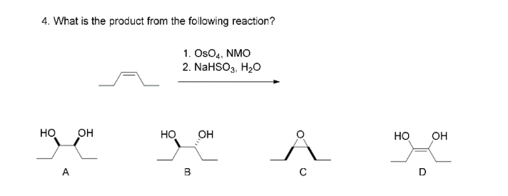 Oso4 Organic Chemistry